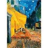 Fototapety Terrasse de Cafe la Nuit, rozmer 183 x 254 cm