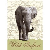Fototapety Wild Safari, rozmer 183 x 254 cm - POSLEDNÉ KUSY
