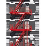 Fototapety Fire Escape
