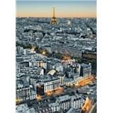 Fototapety Paris Aerial View, rozmer 183 x 254 cm