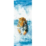 Fototapety Bengal Tiger, rozmer 86 x 200 cm