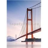 Vliesové fototapety Xihou Bridge, rozmer 183 x 254 cm