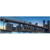 Vliesové fototapety New York, rozmer 366 x127 cm
