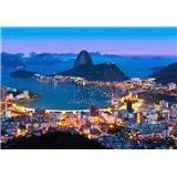 Vliesové fototapety Rio De Janero, rozmer 366 x 254 cm