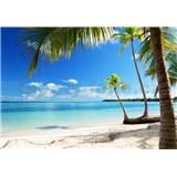 Vliesové fototapety Caribbean Sea