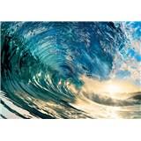 Vliesové fototapety vlna The Perfect Wave, rozmer 366 x 254 cm
