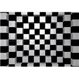 Vliesové fototapety 3D šachovnice, rozmer 366 x 254 cm