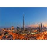 Vliesové fototapety Burj Khalifan