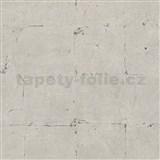 Vliesové tapety IMPOL Wood and Stone 2 betón industrial svetlo hnedý