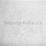 Vliesové tapety na stenu XXL štruktúrovaná omietkovina biela MEGA ROLL návin 15m