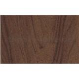 Samolepiace tapety drevo vlašského orecha tmavé - renovácia dverí - 90 cm x 210 cm