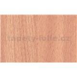 Samolepiace tapety jedľové drevo - dosky - renovácia dverí - 90 cm x 210 cm