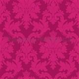 Papierové tapety na stenu Options zámocký ornament ružový