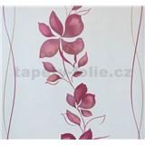 Vliesové tapety na stenu My Feels kvety ružové