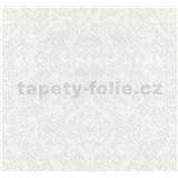 Vliesové tapety na stenu Caprice ornament biely
