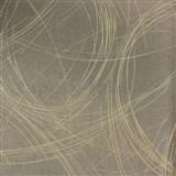 Vliesové tapety na stenu Colani Visions moderný abstrakt hnedý