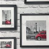 Vliesové tapety na stenu Collage obrazy na stene