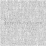 Vliesové tapety na stenu Collection 2 vzor textilný vzor sivý