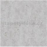 Vliesové tapety na stenu IMPOL betón sivý