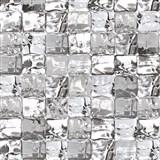 Statická fólia transparentná Ice Cube - 45 cm x 15 m