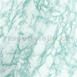 Samolepiace tapety dc-fix - mramor zelený 45 cm x 15 m