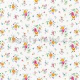Samolepiace tapety d-c-fix - záhradné kvety 45 cm x 15 m