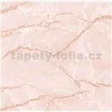Samolepiace tapety d-c-fix - mramor ružový 45 cm x 15 m DOPREDAJ