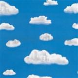 Samolepiaca fólia d-c-fix transparentné mraky 45 cm x 15 m