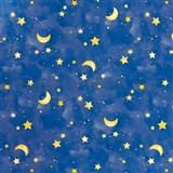 Samolepiace tapety d-c-fix - nočná obloha Goodnight 45 cm x 15 m