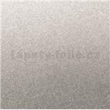 Samolepiaca tapeta trblietky strieborné - 67,5 cm x 2 m (cena za kus)