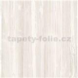 Samolepiaca tapeta biele drevo s výraznou štruktúrou kontúr  - 67,5 cm x 1,5 m (cena za kus)
