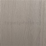Samolepiaca tapeta drevo sivé s výraznou štruktúrou kontúr  - 67,5 cm x 1,5 m (cena za kus)