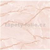 Samolepiace tapety d-c-fix - mramor ružový 90 cm x 15 m
