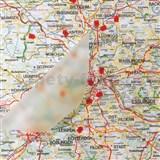 Samolepiace tapety d-c-fix - priehľadná číra - lesklá , metráž, šírka 67,5 cm, návin 15 m,