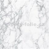 Samolepiace tapety d-c-fix - mramor marmi sivá , metráž, šírka 67,5 cm, návin 15 m,