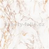 Samolepiace tapety d-c-fix - mramor cortes hnedá , metráž, šírka 67,5 cm, návin 15 m,
