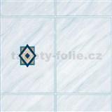 Samolepiace tapety d-c-fix - kachlice svetlo modrá , metráž, šírka 67,5 cm, návin 15 m,
