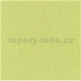 Vliesové tapety na stenu IMPOL Paradisio 2 textilná štruktúra zelená