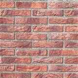Papierové tapety na stenu Imitations tehla červená