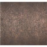 Vliesové tapety Estelle metalická bronzová