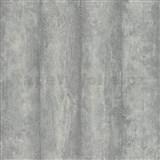 Vliesové tapety na stenu IMPOL Factory 4 betón sivý s obtlačky dreva