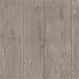 Vliesové tapety na stenu Imitations drevené dosky sivé