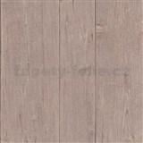 Vliesové tapety na stenu IMPOL Finesse drevo tmavo hnedé