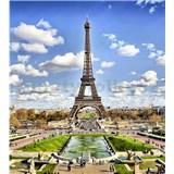 Vliesové fototapety Paríž rozmer 225 cm x 250 cm