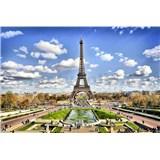 Vliesové fototapety Paríž rozmer 375 cm x 250 cm