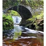 Vliesové fototapety Írsko rozmer 225 cm x 250 cm