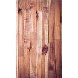 Vliesové fototapety stena z lát rozmer 150 cm x 250 cm