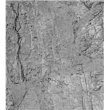 Vliesové fototapety betónový obklad rozmer 225 cm x 250 cm