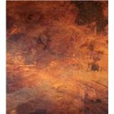 Vliesové fototapety meď škriabaná rozmer 225 cm x 250 cm