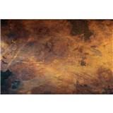 Vliesové fototapety meď škriabaná rozmer 375 cm x 250 cm